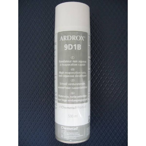 ARDROX 9 D 1-B REVELADOR SPRAY Nº3 400ml Pr/Un.